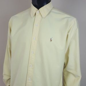 Polo Ralph Lauren Classic Fit Button Down Shirt